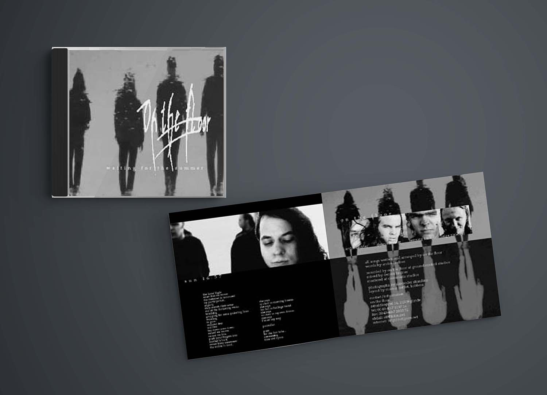 CD On The Floor, Gestaltung Marius Cofflet form 206